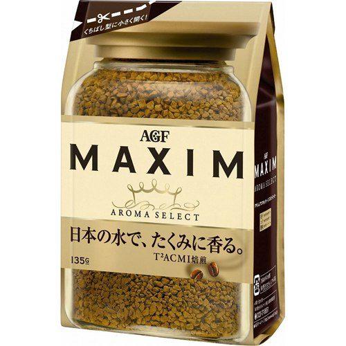 AGF Maxim Растворимый кофе в мягкой упаковке