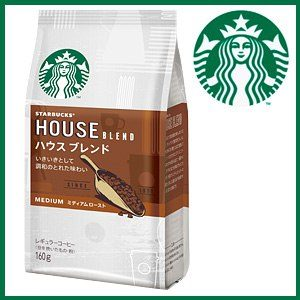 AGF Starbucks coffee, молотый кофе, 140-160 г