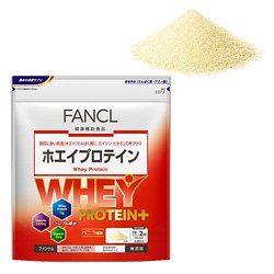 FANCL Сывороточный протеин для наращивания мышечной массы, курс 30/90 дней