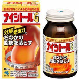 Kobayashi Pharmaceutical Co. Naishitoru G, 336 табл.