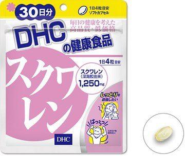 DHC Сквален, курс на 30 дней
