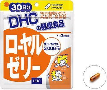 DHC Пчелиное молочко, курс на 30 дней