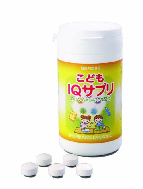 Morikawa Kenkodo Детские добавки для поддержки мозговой деятельности, курс 30 дней