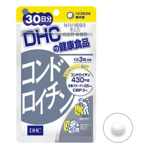 DHC Хондроитин, курс 30 дней