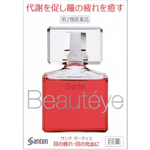 Капли для глаз Sante Beauteye, 12 мл, индекс свежести 3