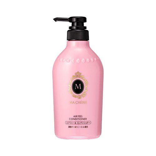 Shiseido Ma Cherie Air Feel Бальзам для придания объема волосам, 450 мл