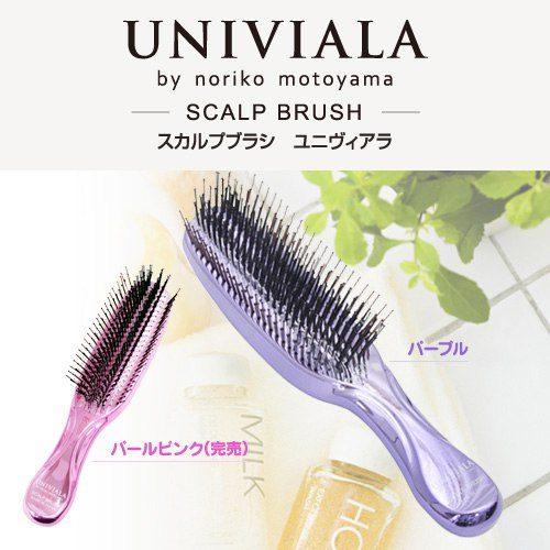 S-HEART-S Scalp Brush UNIVIALA