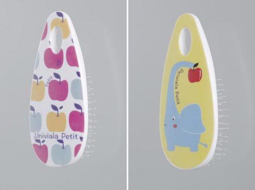 S-HEART-S Scalp Brush UNIVIALA Petit Новая модель расчески для детей