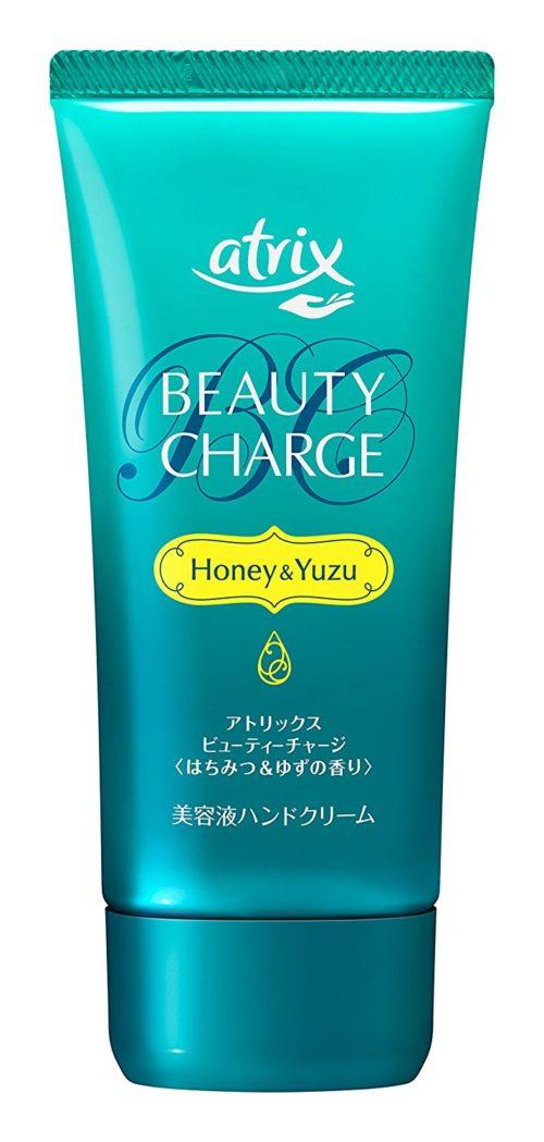Atrix Beauty Charge Honey&Yuzu Крем для рук Мед и Юдзу, 80 гр