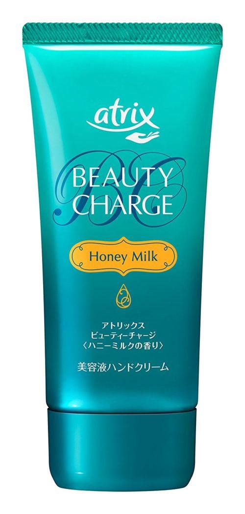 Atrix Beauty Charge Honey Milk Крем для рук Молоко с медом , 80 гр
