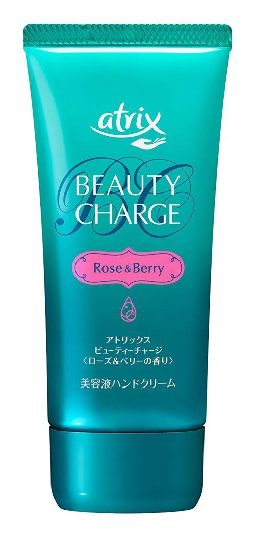 Atrix Beauty Charge Rose&Berry Крем для рук с ароматом роз и ягод, 80 гр
