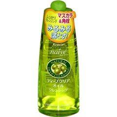 Kracie Naive Масло для снятия макияжа и глубокой очистки пор кожи с оливковым маслом