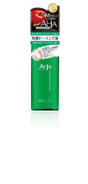BCL company, AHA Clear Lotion, Пилинг лосьон с фруктовыми кислотами, 145 г