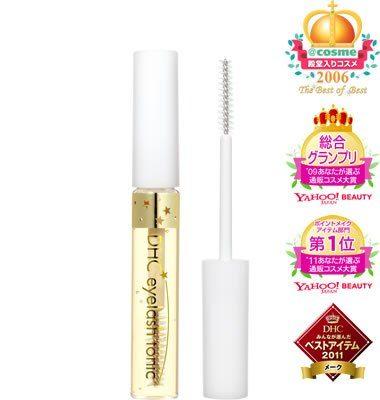 DHC Eyelash Tonic, тоник для красоты и здоровья ресниц, 6,5 мл
