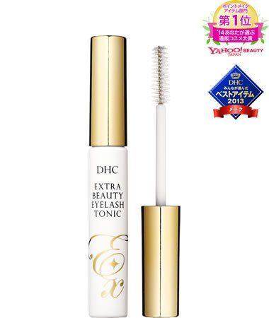 DHC Extra beauty eyelash tonic, тоник для красоты и здоровья ресниц, 6,5 мл