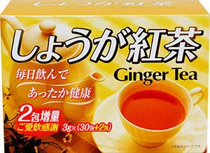 LIV Laboratories Corp Имбирный чай, 3 г х 30 пакетиков