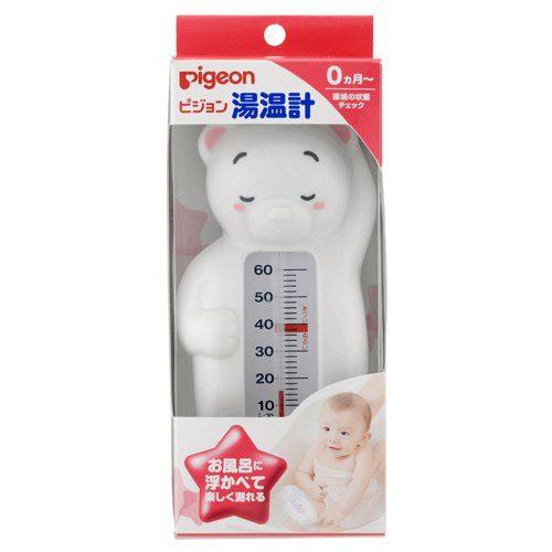 Pigeon Термометр для ванной Белый мишка