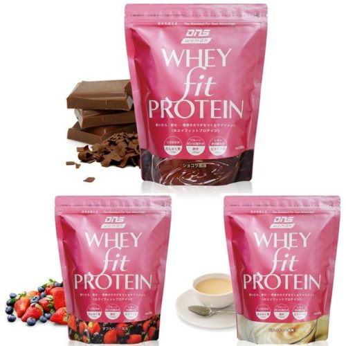 DNS Woman WHEY FIT PROTEIN Сывороточный протеин для женщин, 690 гр