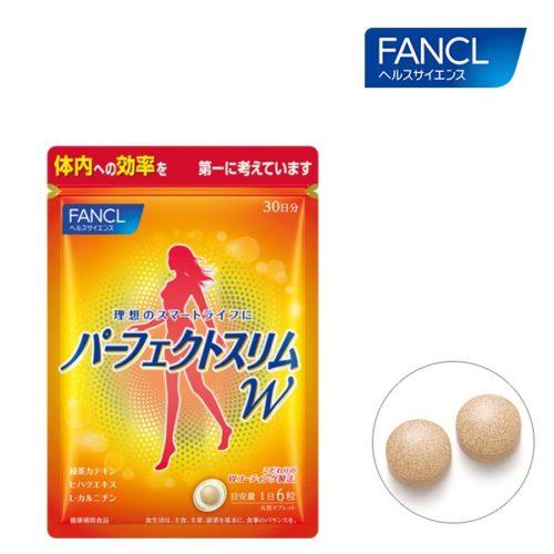 FANCL Perfect Slim W, курс 30/90 дней