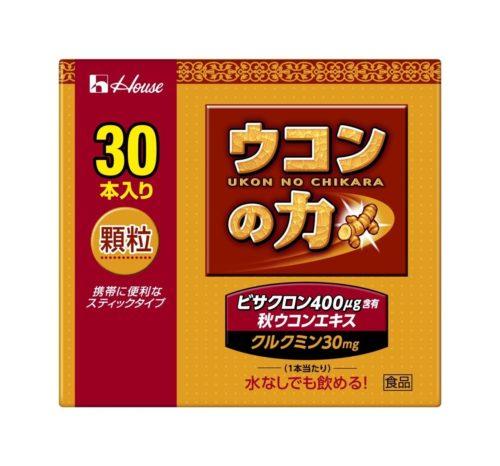House Ukon no chikara Сила куркумы, 30 пакетиков