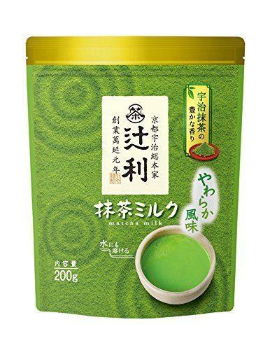 KATAOKA Matcha Milk Пудровый молочный маття (матча), 200 г
