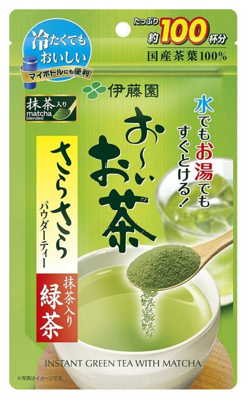 ITO EN Растворимый зеленый чай (входит маття)