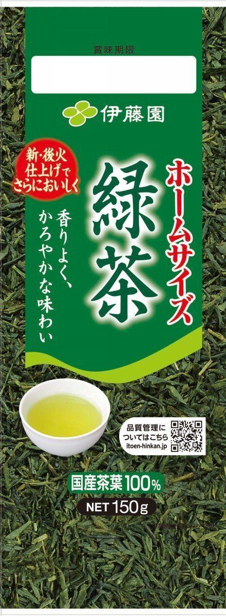 ITO EN Ryokucha Рёкутя Зеленый чай, 150 г