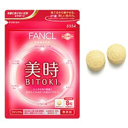 FANCL Bitoki Комплекс для вечной молодости, курс 30 дней