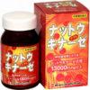Minami Healthy Foods Наттокиназа, 90 табл., курс 30 дней