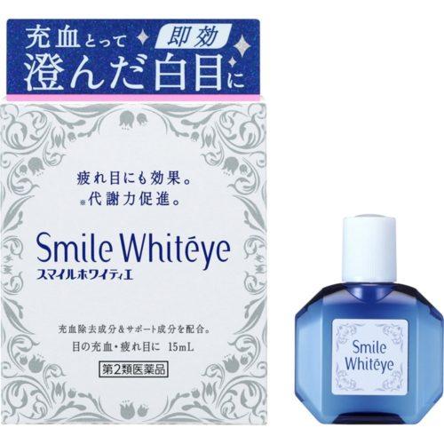 Капли для глаз отбеливающие LION Smile Whiteye, 15 мл