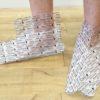 Baby Foot for Men Мужские носочки-эксфолианты для стоп, 60-ти мин. действия с мягким ароматом мяты