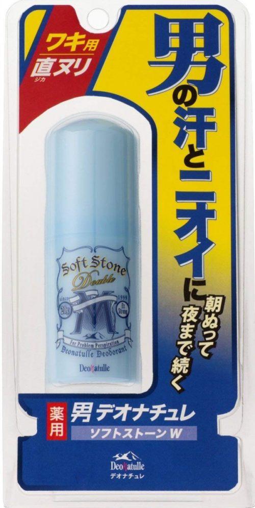 Deonatulle Soft Stone W for Men Дезодорант-стик для мужчин, 20 г