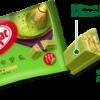 Kit Kat mini Matcha Кит кат Зеленый чай, 13 шт.