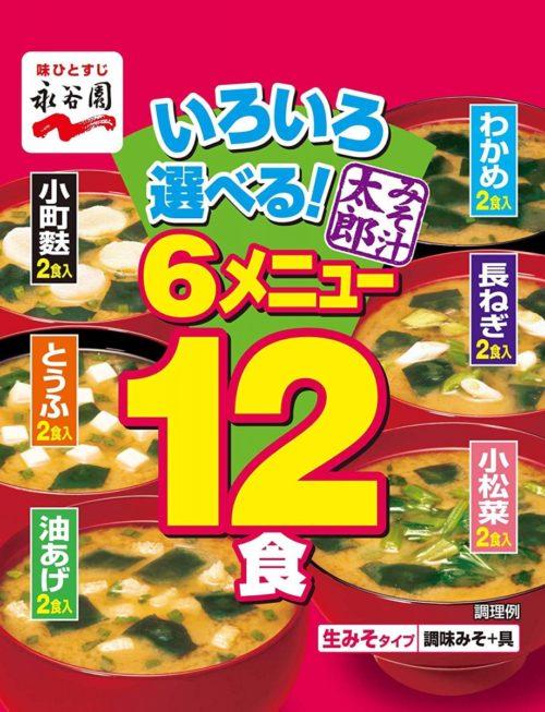 Nagatanien Суп Мисо, 12 порций