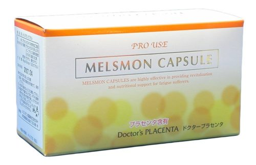 MELSMON Мэлсмон Плацента в капсулах, 120 шт., курс 30 дней
