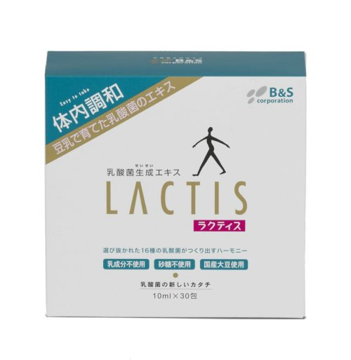 B&S Corporation LACTIS Лактис Ферментированный экстракт кисломолочных бактерий