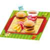 Kracie Popin' Cookin' Набор для детей «Сделай сам» Гамбургеры