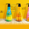 Kracie HIMAWARI Oil In Shampoo Volume&Repair Шампунь для придания объема поврежденным волосам