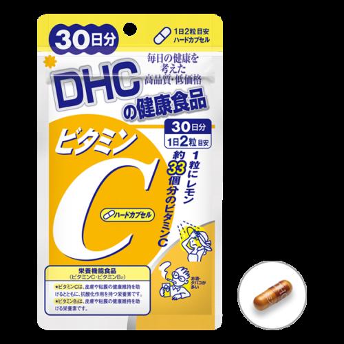 DHC Витамин С в твердых капсулах