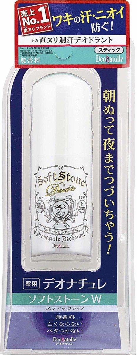 Deonatulle Soft Stone W Дезодорант-стик, 20 г