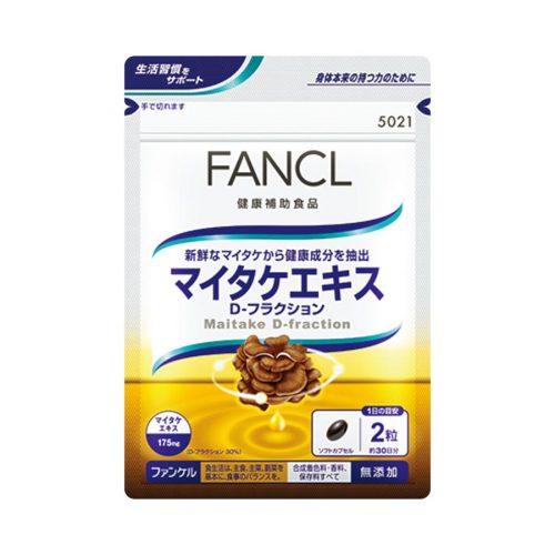 FANCL Экстракт Майтаке D-фракция, курс 30 дней