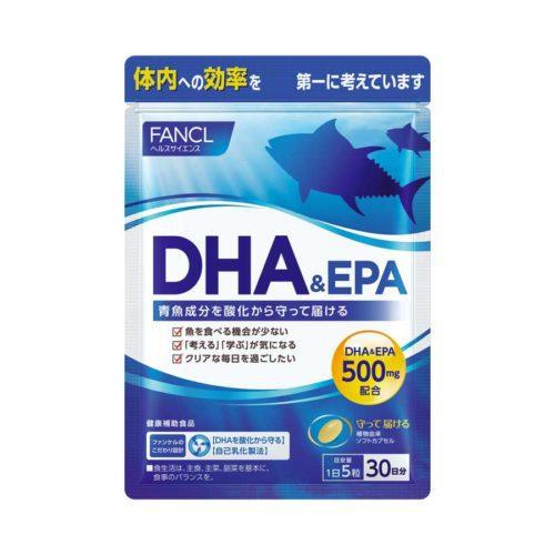 FANCL DHA и EPA (Омега-3), курс 30 дней