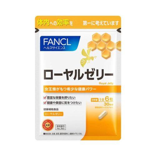 FANCL Royal Jelly Маточное молочко, курс 30 дней