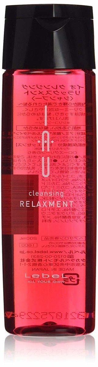 Lebel IAU Cleansing Арома шампуни