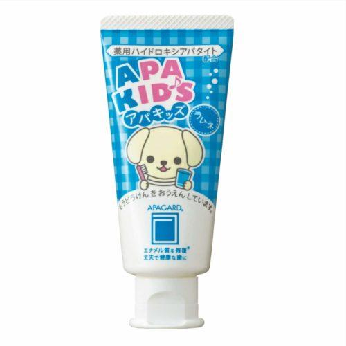 APAGARD Apa Kids Детская зубная паста со вкусом лимонада, 60 г
