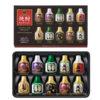 Hamada Chocolate Bonbon Japanese Liqueur Шоколадные конфеты с японским алкоголем, 10 шт.